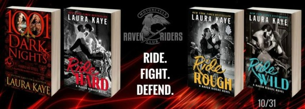 Raven Riders banner