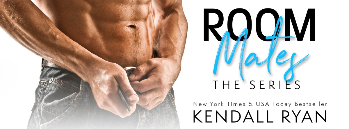 ROOM MATES - A Kendal Ryan Series Cover Reveal