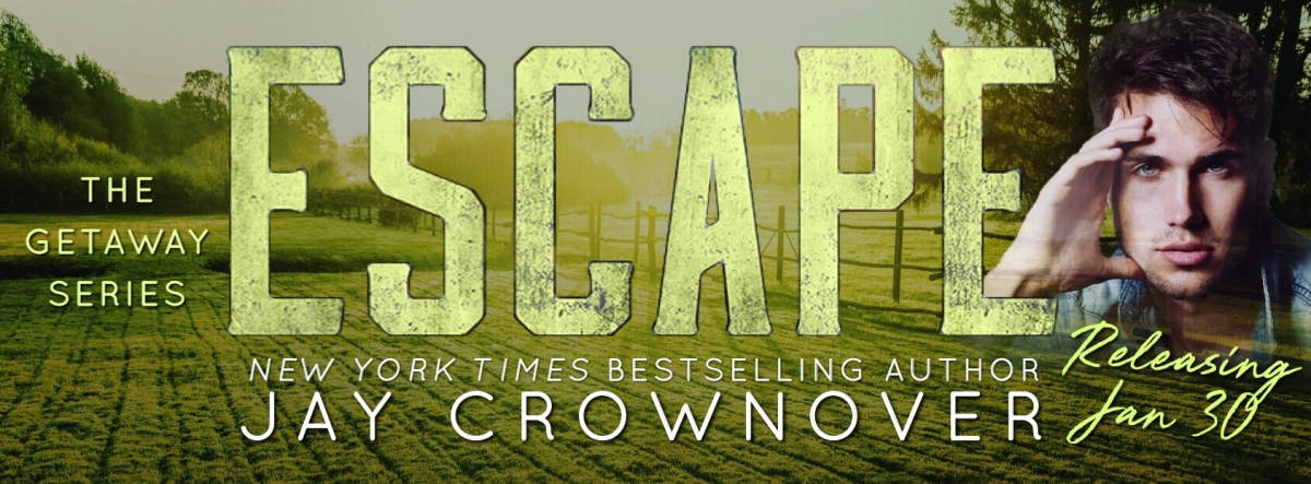 ESCAPE - A Jay Crownover Review, Excerpt Reveal & Giveaway