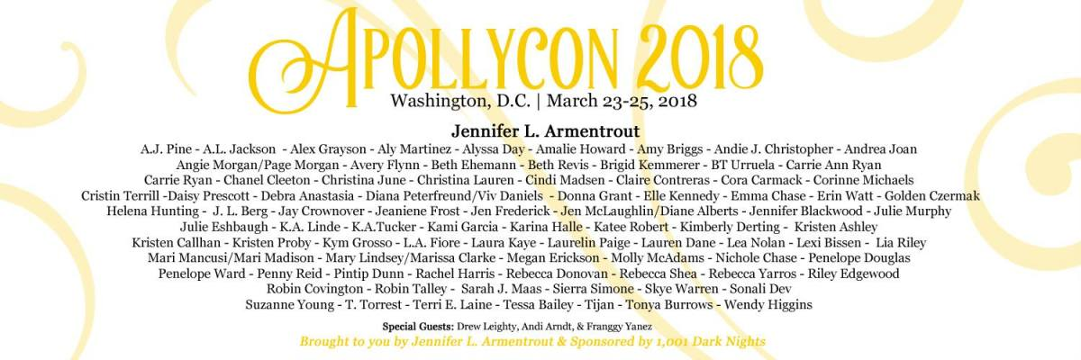 APOLLYCON 2018 - An Event Recap